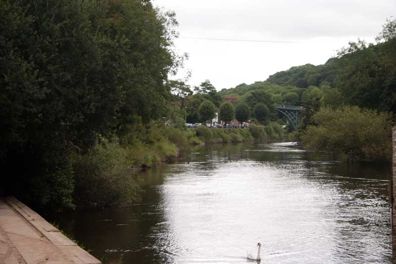 Ironbridge and the River Severn