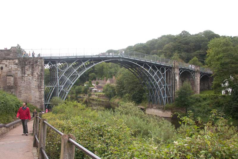 Iron Bridge at Ironbridge