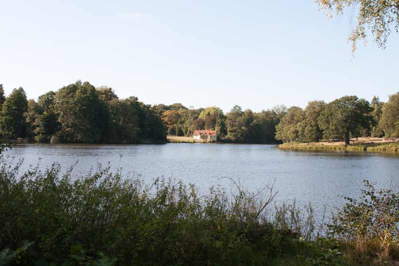 Cottage by Virginia Water